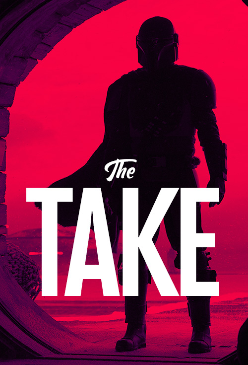 The Take podcast: The Mandalorian