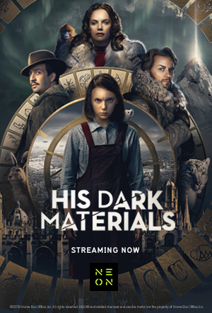 HIS DARK MATERIALS, Streaming Now on NEON
