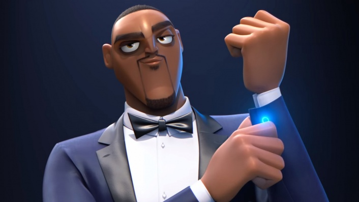 New Spies in Disguise trailer shows off mighty spy action