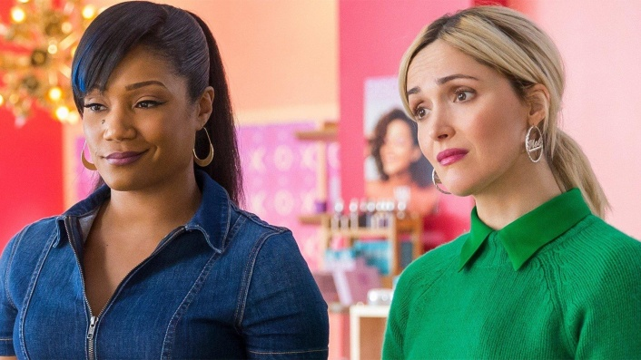 NSFW trailer for Tiffany Haddish & Rose Byrne comedy Like a Boss