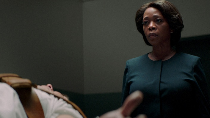 Alfre Woodard leads acclaimed death row drama Clemency