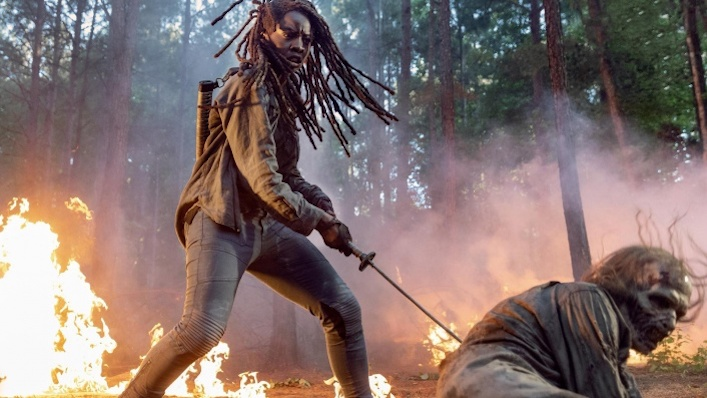An Australian release is locked in for The Walking Dead's extended 10th season