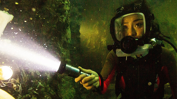 A deep dive into underwater cinema from our scuba diving film critic