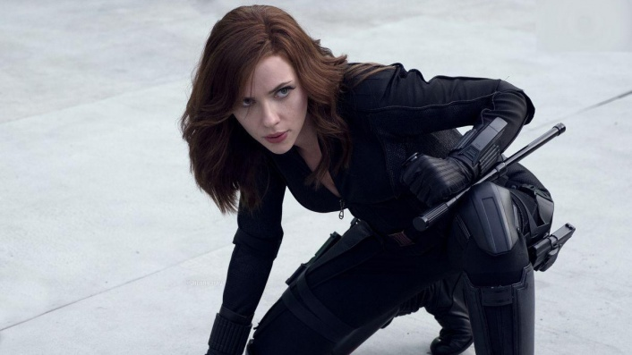 New trailer for Black Widow