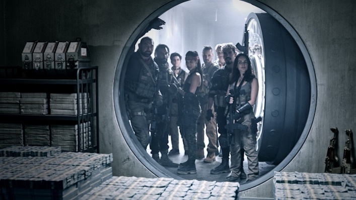 Trailer and release date for Zack Snyder's zombie heist Army Of The Dead