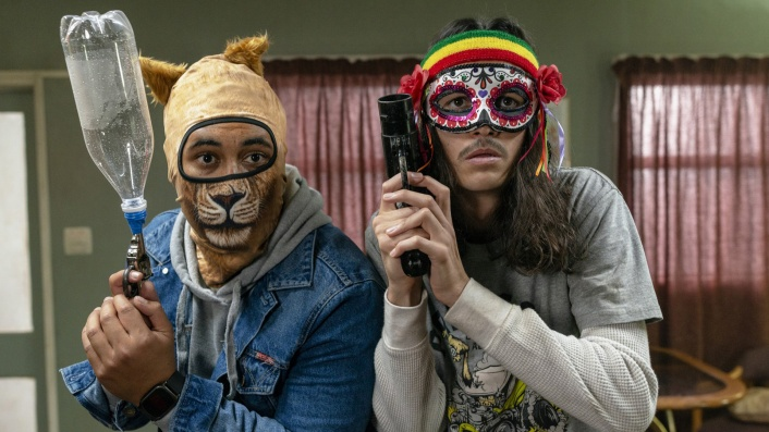 Trailer: James Rolleston leads new comedy Lowdown Dirty Criminals
