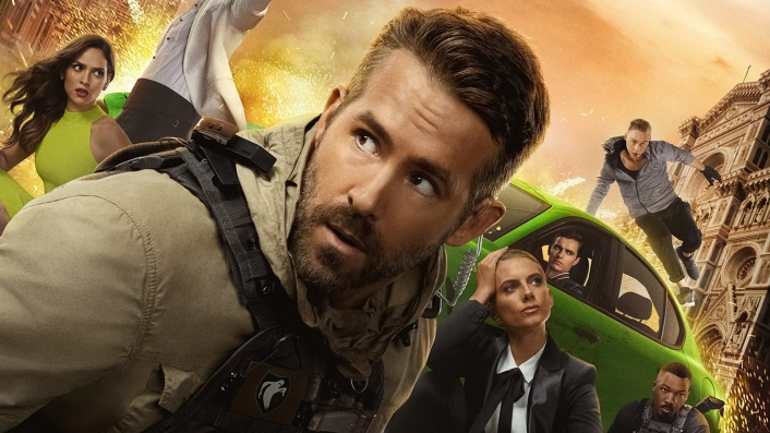 Ryan Reynolds + Michael Bay + Deadpool writers = this