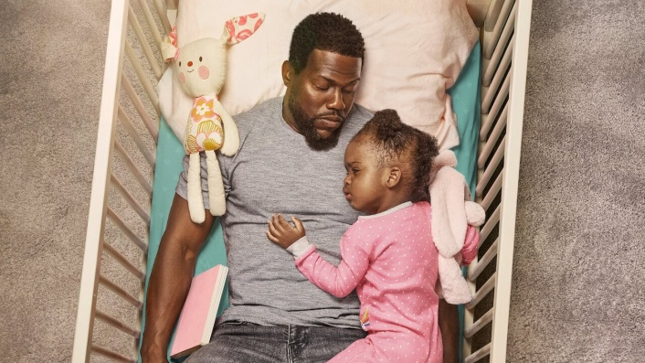 Kevin Hart looks set to warm hearts with dramedy Fatherhood