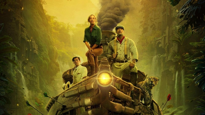 First look trailer for Disney's Jungle Cruise