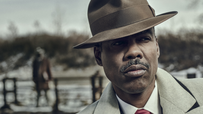Chris Rock stars in Fargo's fourth season, its most filmic yet