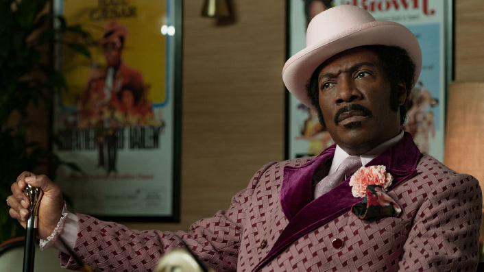 New Eddie Murphy, Breaking Bad movie, and everything on Netflix in October