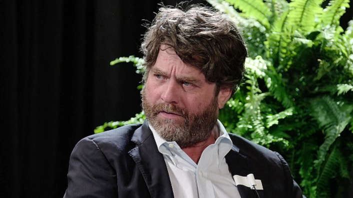 Between Two Ferns: The Movie is a jumbo-sized take on satirical interview series
