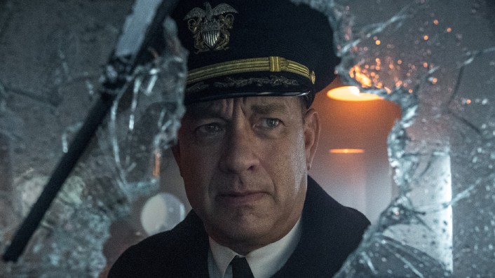 Tom Hanks turns Greyhound into a pleasantly old-fashioned war movie