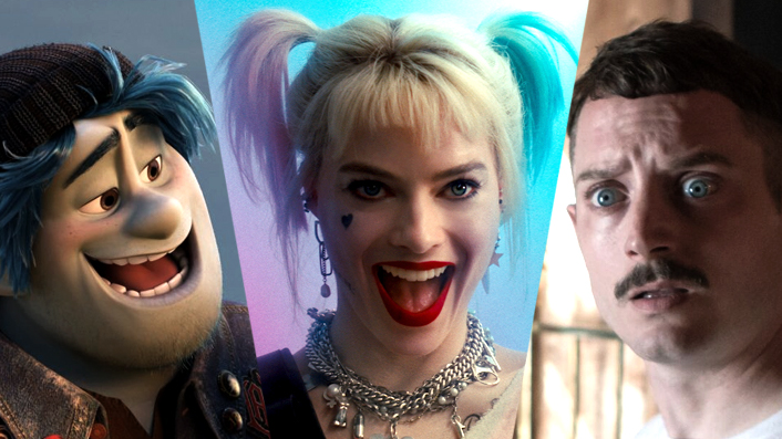 Rent & buy Birds of Prey, Onward, Come to Daddy and more new releases