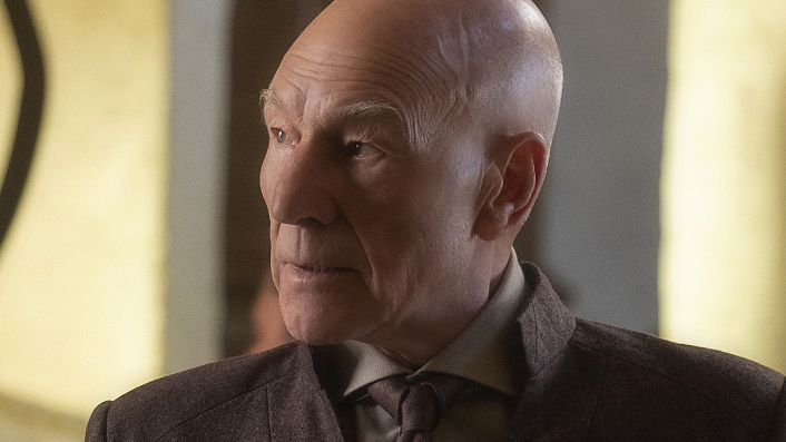 Promising Star Trek show Picard pits Jean-Luc against a journo