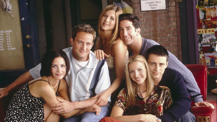 All 10 seasons of Friends have landed on BINGE