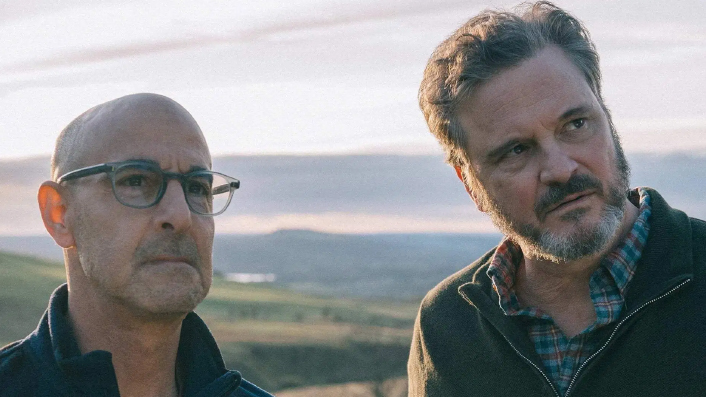 Stanley Tucci and Colin Firth are a couple running out of time in Supernova