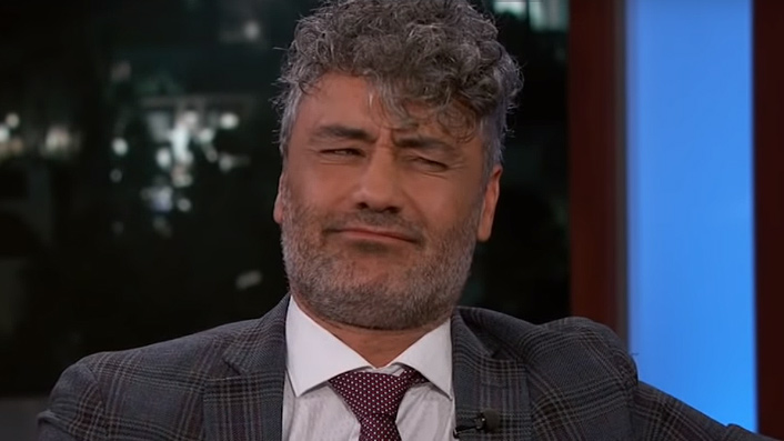 Taika Waititi talks Jojo Rabbit, confirms Korg's return on Kimmel