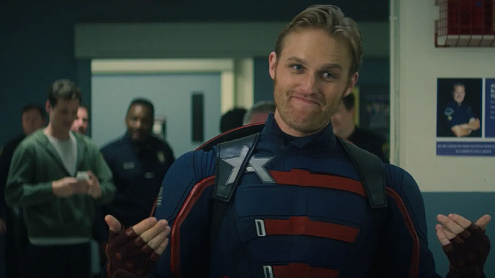 Wyatt Russell tells us about playing John Walker in The Falcon and the Winter Soldier