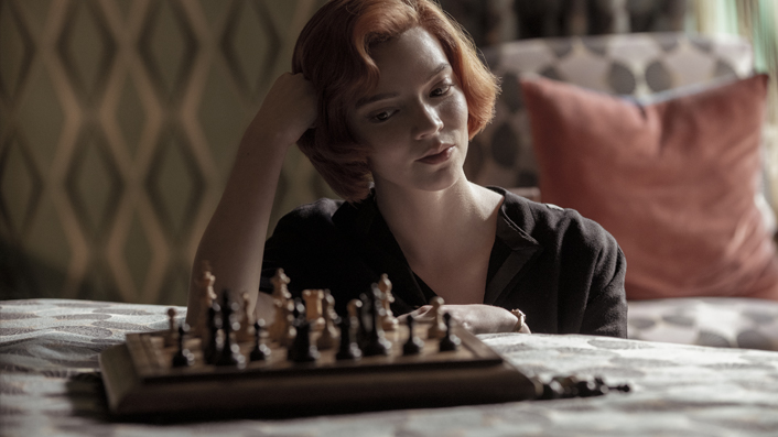 Gorgeous, glossy chess drama The Queen's Gambit is one of Netflix's best in ages
