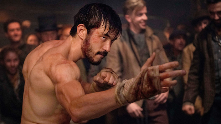 Bruce Lee's dream project, Warrior blends brutal action and drama