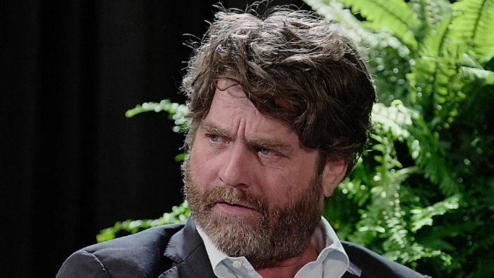 Between Two Ferns movie is Galifianakis vs. long list of stars