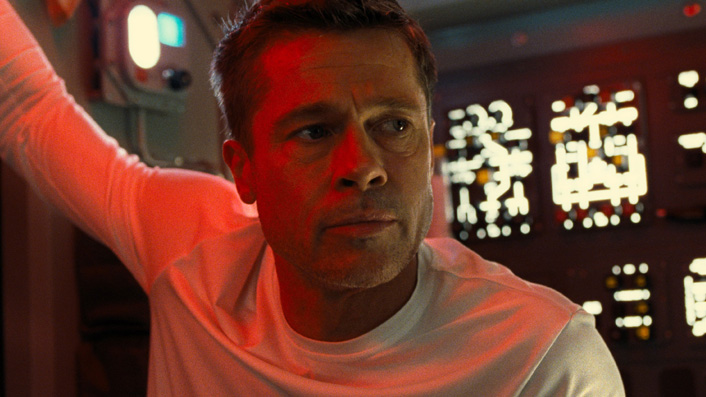 Ad Astra is spectacular sci-fi, Brad Pitt stupendous