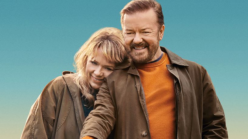 First look at Ricky Gervais' After Life: Season 2