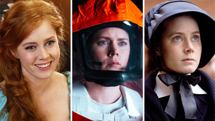 Amy Adams' 10 best performances