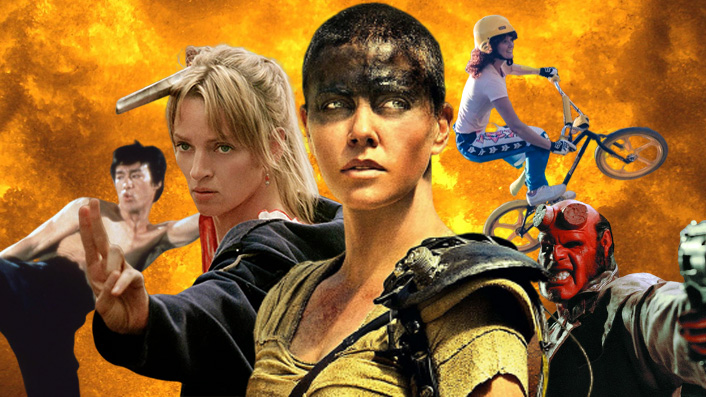 Top 50 action movies to stream on Netflix, Stan and Amazon Prime