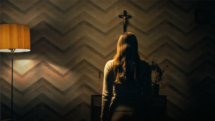 Bless A24 and this trailer for religious horror Saint Maud