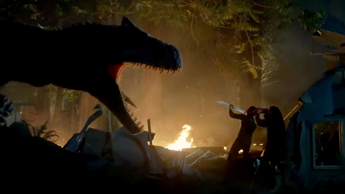Watch the new 8-minute Jurassic World short film