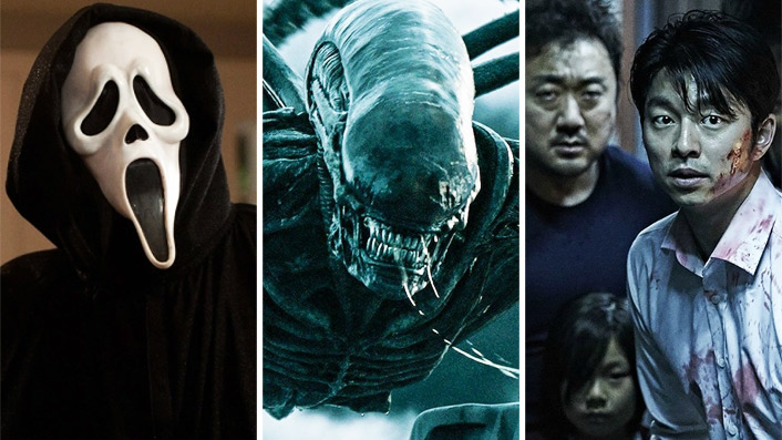 The 10 best horror movie franchises ever made