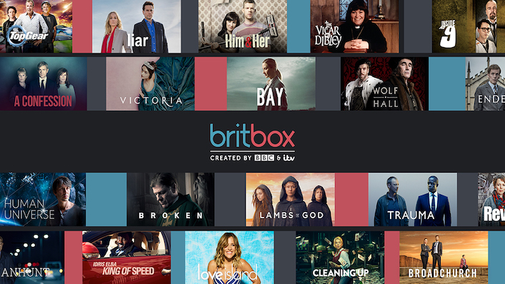 British streaming service BritBox just launched in Australia