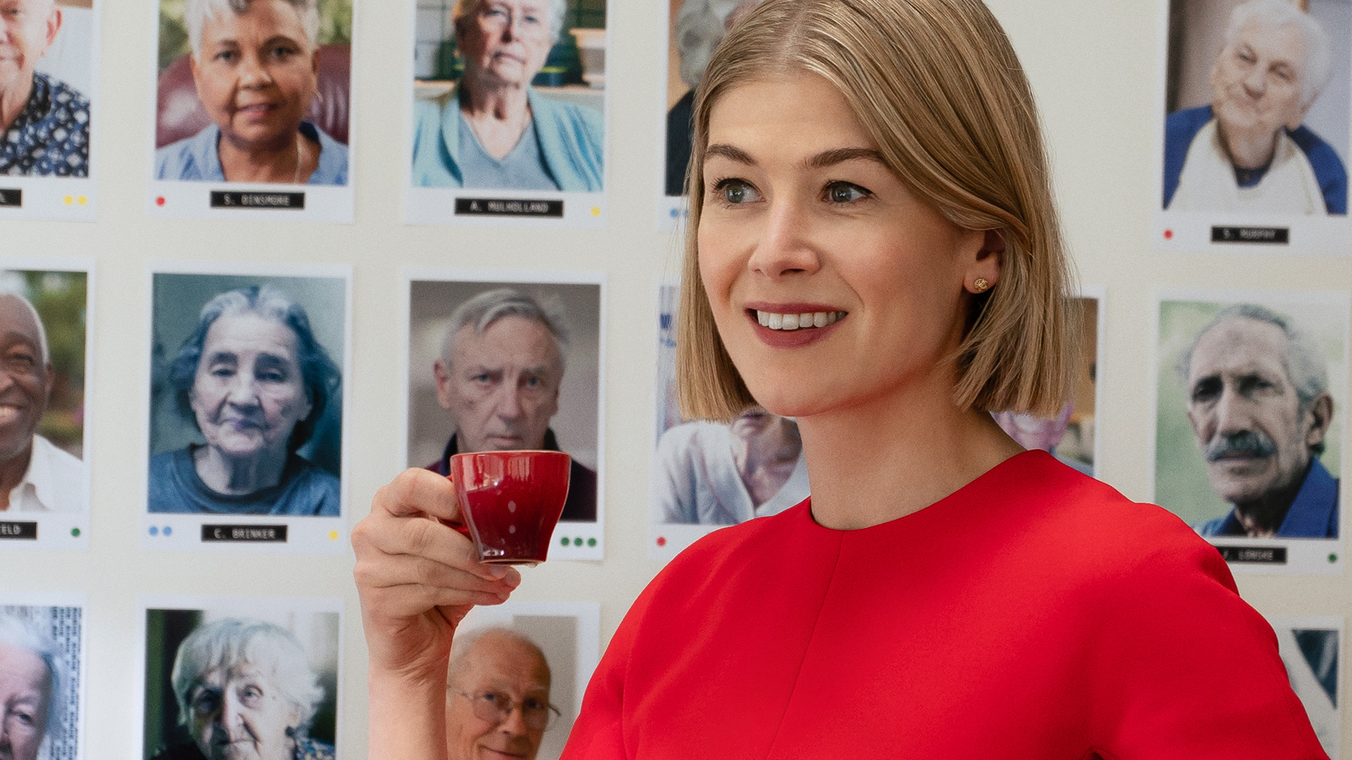 Rosamund Pike rips off the wrong retiree in I Care a Lot