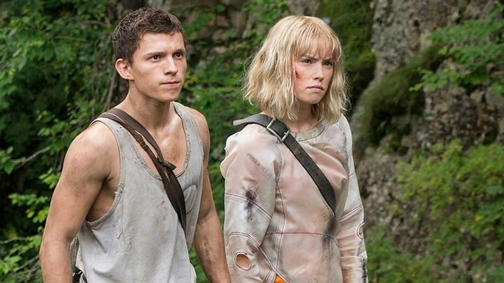 Tom Holland & Daisy Ridley unite in Chaos Walking