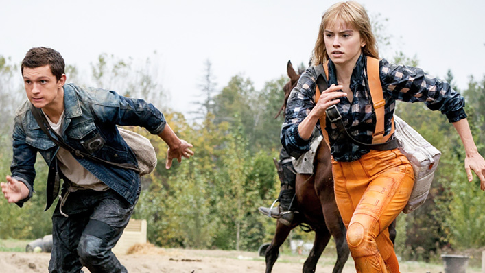 Chaos Walking is truly preposterous on-the-run sci-fi movie