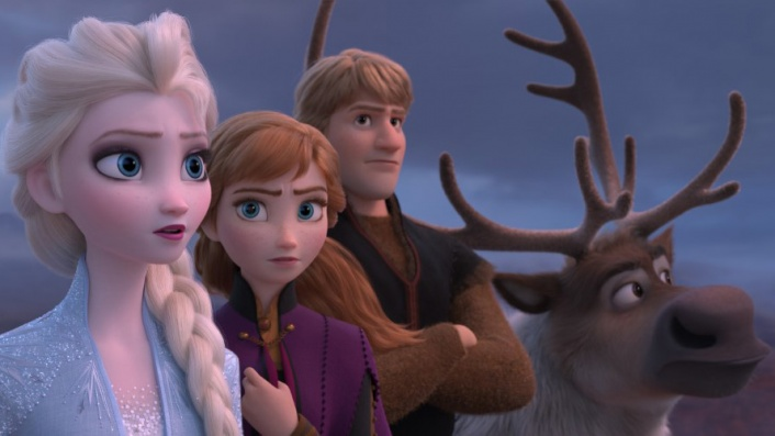 New trailer for Frozen II