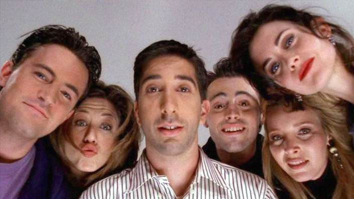 Friends coming to cinemas for 25th anniversary screenings