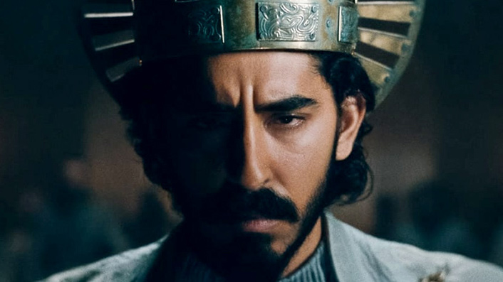 A24 released one hell of a trailer for The Green Knight