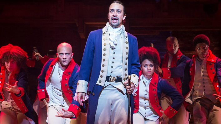Hamilton is magnificent, and the streaming event of the year