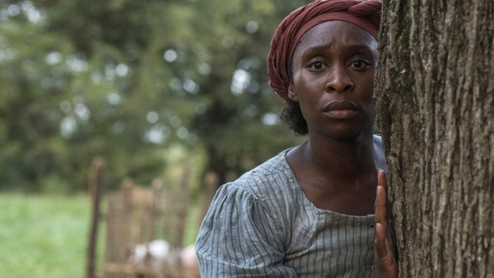 Harriet is a stirring historical epic about abolitionist Harriet Tubman