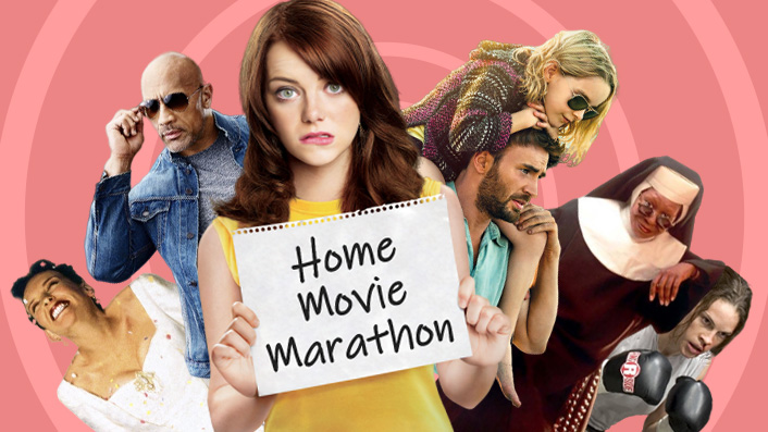 10 movie marathons you can stream right now