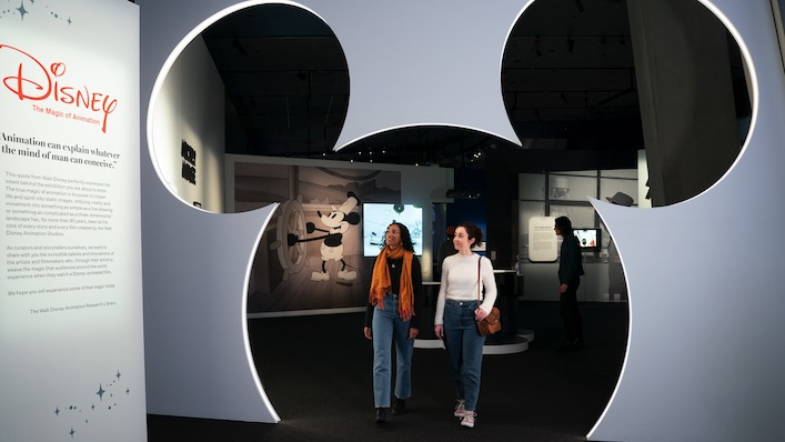 Enter the House of Mouse with ACMI's new exhibition Disney: The Magic of Animation