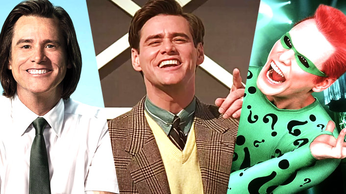 Ranking Jim Carrey's best and worst roles