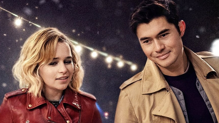 New trailer to George Michael-inspired rom-com Last Christmas