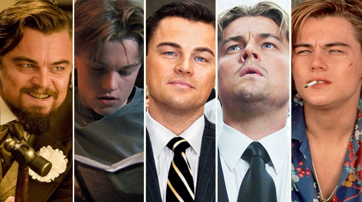 Leonardo DiCaprio's greatest performances, from Romeo to Rick Dalton