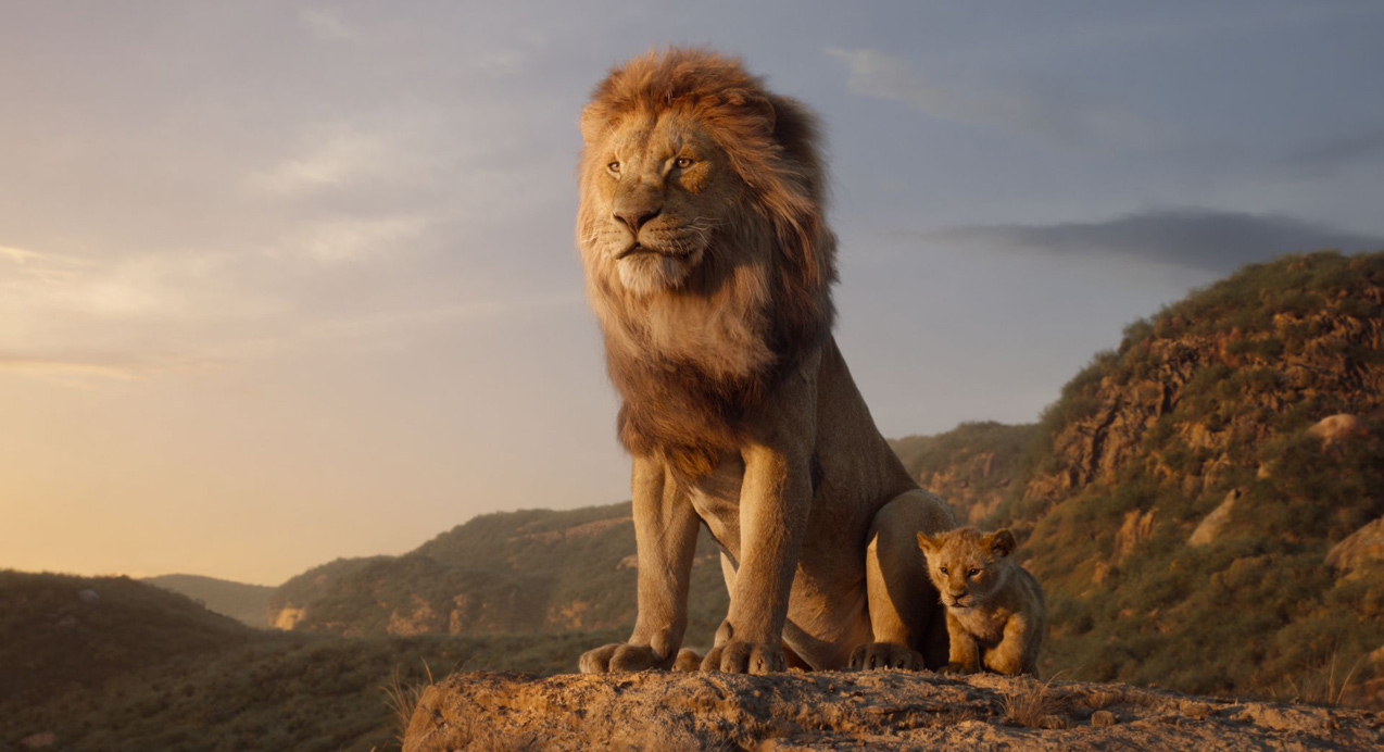 The new Lion King trailer looks bloody amazing