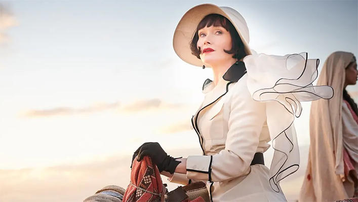Miss Fisher's bland leap to the big screen is purely for fans