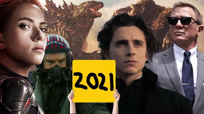 The 10 biggest blockbusters coming to cinemas in 2021